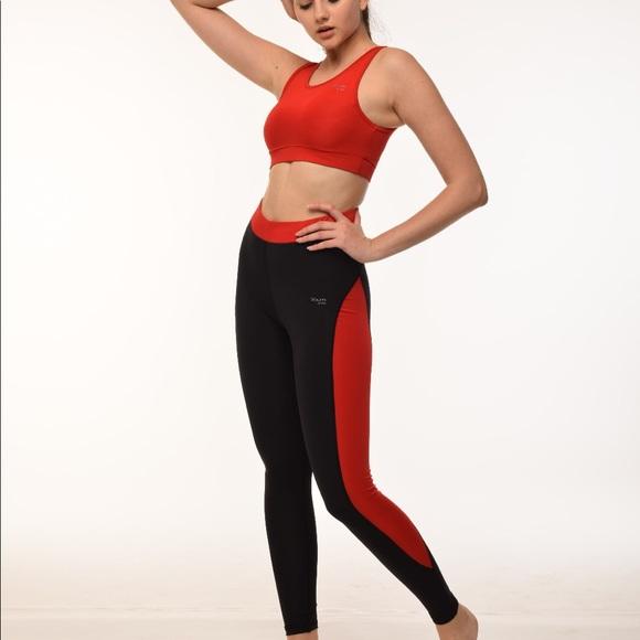 New Women/'s Camo Leggings Yoga Workout Peachskin Pants OS S L L15